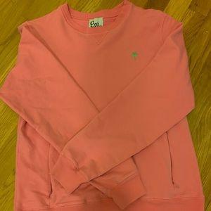 Lilly Pulitzer Pink Sweatshirt